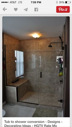 find this pin and more on walk in shower re bath tub to shower conversion