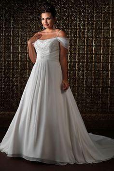 Elegant Plus Sized Wedding Gowns Maternity Wedding Dresses
