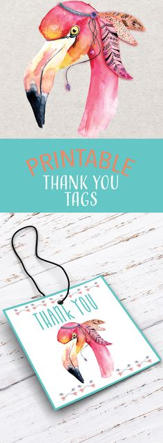 Printable thank you tags, Printable flamingo thank you tags , flamingo printables prints , Party printables , printable party supplies , Quote posters , Pink flamingo party decorations , Pink flamingo party , flamingo printables ideas , Flamingo invitations , Flamingo pictures , Inspirational quotes , Motivational quotes , Famous quotes , Inspirational quotes about life , Positive quotes , Cute quotes , Daily quotes , flamingo printables prints wall art
