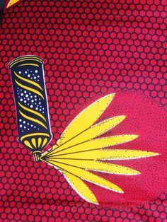 President Holland Wax  African wax print fabric  PR340.JPG