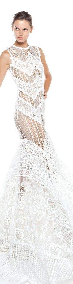 Christos Costarellos spring summer 2016 Beautiful Bride, Beautiful Outfits, Cool Outfits, Fashion Outfits, Fashion 2016, Christos Costarellos, Shades Of White, Fashion Colours, Spring Summer 2016