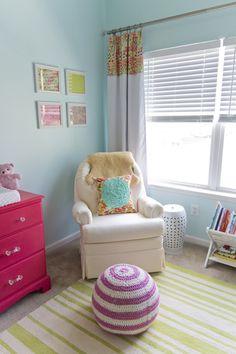 Project Nursery - Babys Room-8
