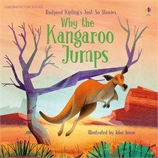 """Why the Kangaroo Jumps"" at Usborne Books at Home Organisers Kangaroo Jumps, Buy Pictures, If Rudyard Kipling, Books Online, Organisers"