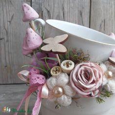 Alice - tavaszi asztaldísz (anniesdesign) - Meska.hu
