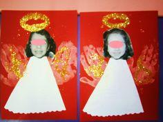 Προσχολική Παρεούλα : Άγγελοι και χρυσόσκονη .... Ένας τέλειος συνδυασμός !!!!