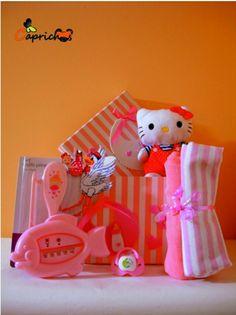 caja regalos bebes