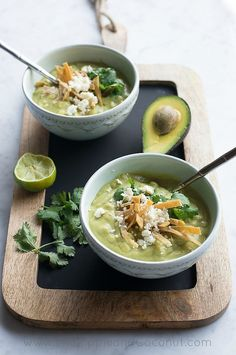 Avocado Chicken Corn Chowder by Pineapple And Coconut
