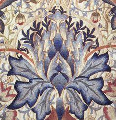 William Morris 1890 by Design Decoration Craft, via Flickr