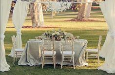 decoración de mesa vintage para boda - Buscar con Google