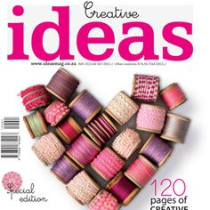 Ideas Magazine Creative Special Edition Cool Magazine, Ideas Magazine, Magazine Covers, Project Yourself, Make It Yourself, Creative Inspiration, Creative Ideas, Birthday Calendar, Easy Projects