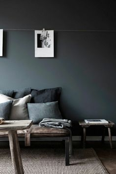 quelle peinture lavable choisir pour le salon avec murs gris
