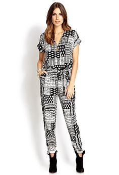 No Grey Area Jumpsuit   FOREVER 21 - 2000071898