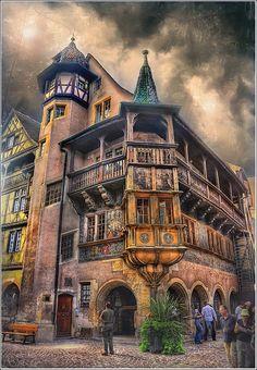 Maison Pfister in Colmar - France