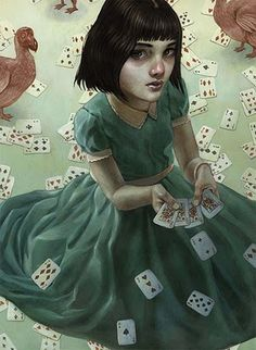 alice in wonderland artwork - Google Search