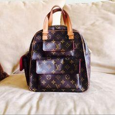Selling this LOUIS VUITTON EXCENTRI-CITE MONOGRAM BAG in my Poshmark closet! My username is: lgolivardia. #shopmycloset #poshmark #fashion #shopping #style #forsale #Louis Vuitton #Handbags