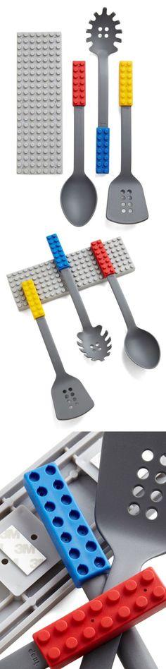Lego kitchen utensils! #product_design / TechNews24h.com
