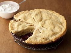 Get delicious Thanksgiving pie and tart recipes like pecan, apple, pumpkin and more from Food Network.