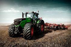 Fendt 1000 Vario Draft Tractor
