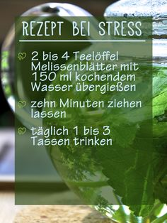 Melissa - pay attention to the dosage - Hausmittel - Tees - Kosmetikum - Health Diet, Health And Wellness, Natural Health Magazine, Tomato Nutrition, Balanced Diet, Health Motivation, Fitness Nutrition, Health Benefits, Healthy Life