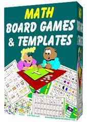 Third Grade 3rd Math PowerPoint Classroom Games
