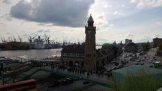 Hamburg Landungsbrücken - aufgenommen mit dem Nokia Lumia 920