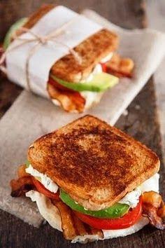 Sandwich de Pesto