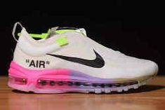 09294bca6f4 Off-White x Nike Air Max 97 Queen Elemental Rose Barely Rose-White-