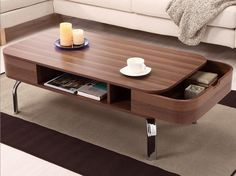 Fancy Coffee Table With Drawers  Best Images About Coffee Tables With Drawers On Pinterest