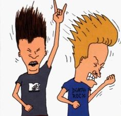 The Beavis And Butthead Experience Ehobviously A Way To Cash In One Their Popularity