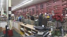 Numerous gun stores report being unable to sell firearms because of a problem on the federal government's end, but who bears the brunt of these issues?