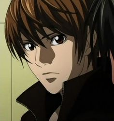 Light Yagami was so adorable before he found the Death Note. Then he got all...evil and stuff...