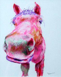 """Apples"" by Diane Kraudelt,"