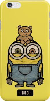 Bob Phone Case | Minions Movie | Digital HD Nov 24th | Blu-ray Dec 8th