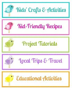 This blog is by far one of the BEST I've seen. Cody loves all the activities we've tried off here so far. So many kids activities to do !