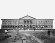 Chicago Past - Art Institute   1904 Michigan Avenue