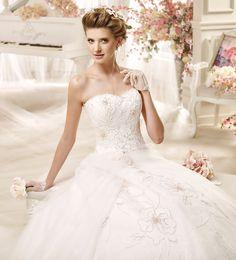 Wedding Dress Colet  COAB16230 2016