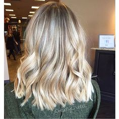 Lighter and Brighter! Color by @hairbycperrelli #hair #hairenvy #hairstyles #haircolor #blonde #balayage #highlights #newandnow #inspiration #maneinterest