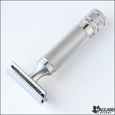 Maggard-Razors-MR8-Stainless-Steel-Handle-Double-Edge-Safety-Razor-DE-1