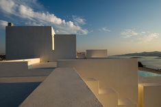 """The Edge"" Summer Houses in Paros island, Cyclades, Greece, built in 2010. React architects. Photo Julia Klimi"
