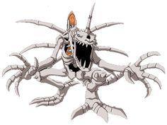 Digimon Dragon's Shadow: SkullGreymon