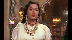 Madhu Bala Actors & Actresses, Pearl Necklace, Indian, Pearls, Chain, Jewelry, Fashion, Moda, Bijoux