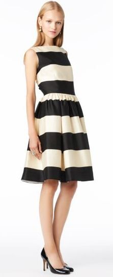 striped | kate spade great dress