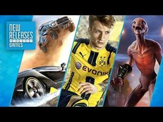 awesome Forza Horizon 3, FIFA 17, XCOM 2 - New Releases