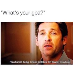 what's your GPA?