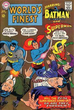 World's Finest Comics #168