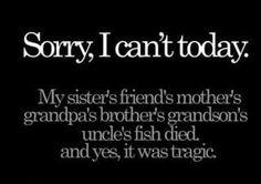 So sorry ;(