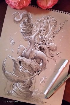 BY:  Kellee-Riley- ................Mermaids night out........ Click on image to enlarge.............
