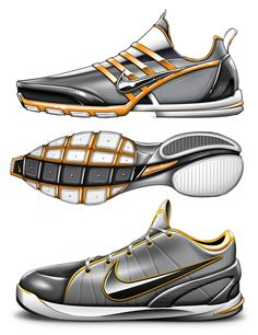 Random Product Sketches by William Lee, via Behance