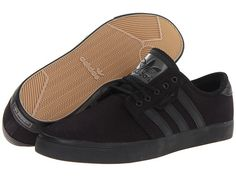 adidas seeley shoes all black