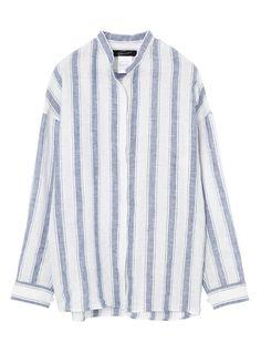 ランダムストライプシャツ|STUNNING LURE|STUNNING LURE online shop